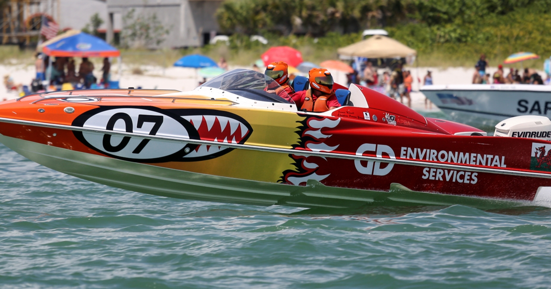 Expanded televised coverage for powerboat racing in Sarasota - P1 ...