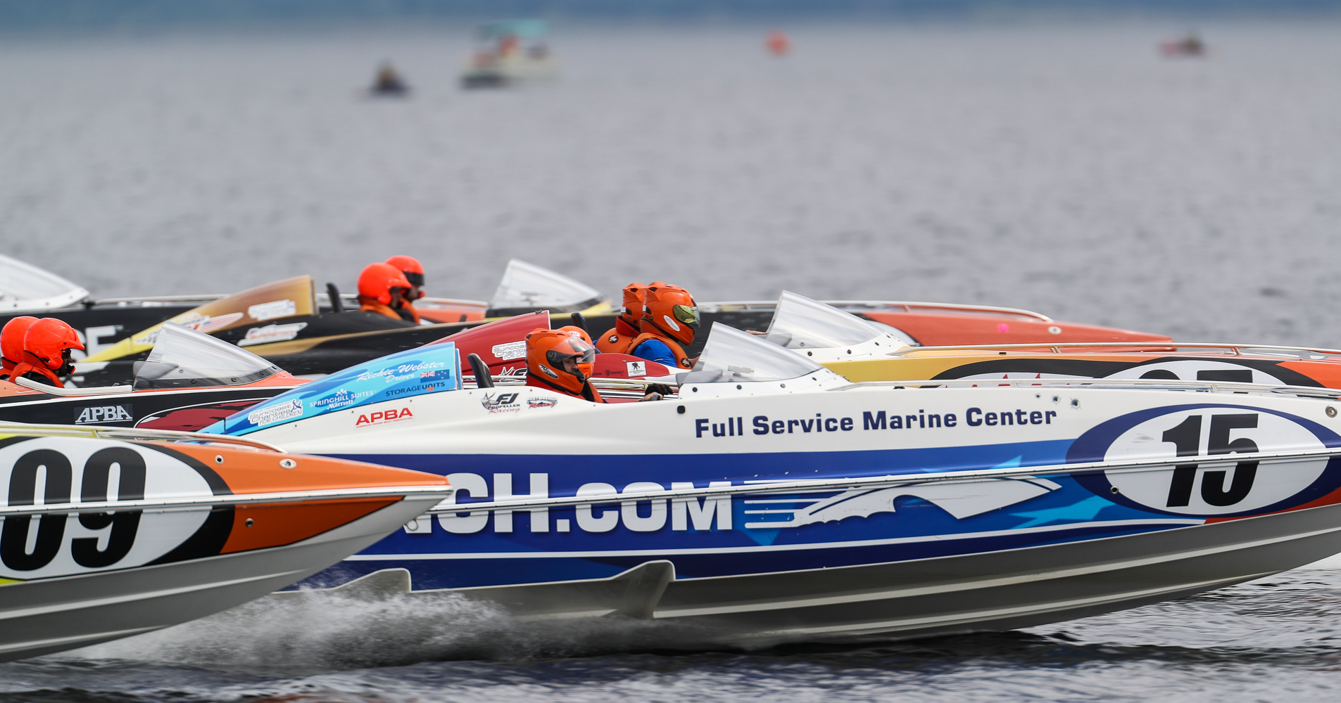 32nd Annual Sarasota Powerboat Grand Prix scheduled for June