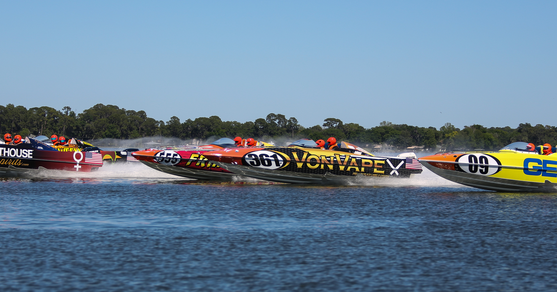 Spectre Powerboats will sponsor the P1 SuperStock USA Championship in 2017