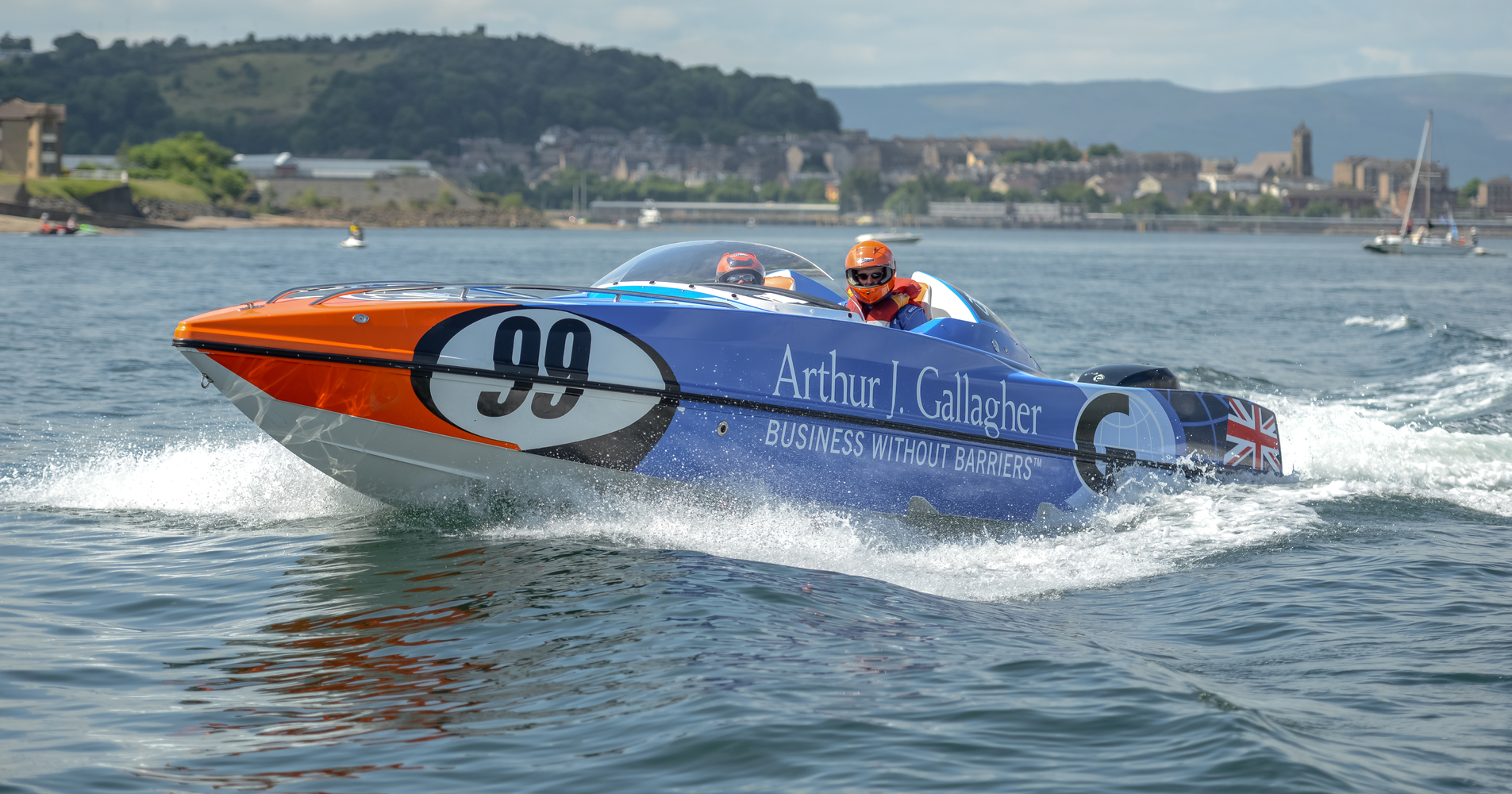 Arthur J Gallagher failed to compete for the top spots last season but will be confident of progress in 2017