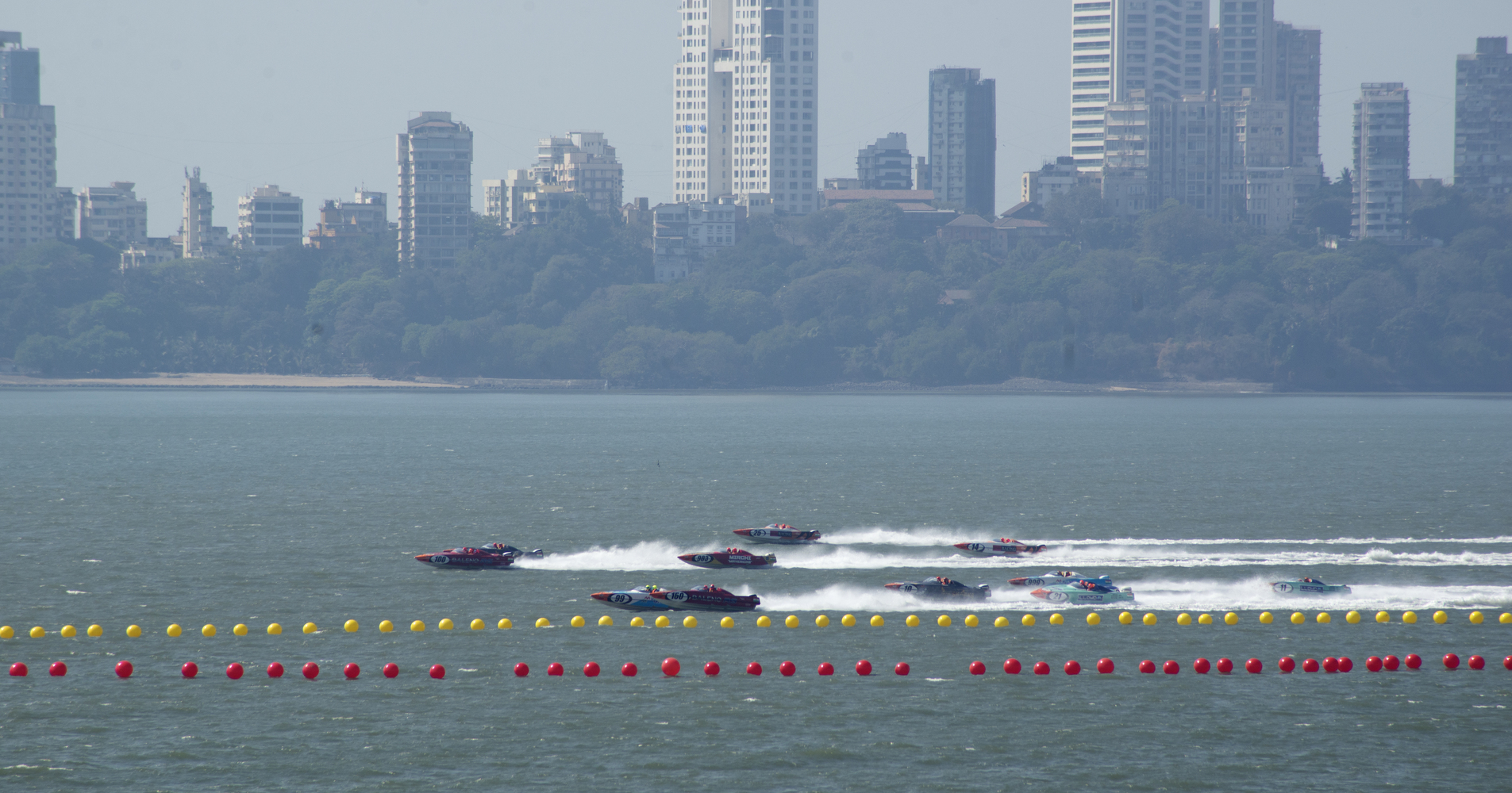 The year kicked off in Mumbai for the inaugural P1 SuperStock World Championship event