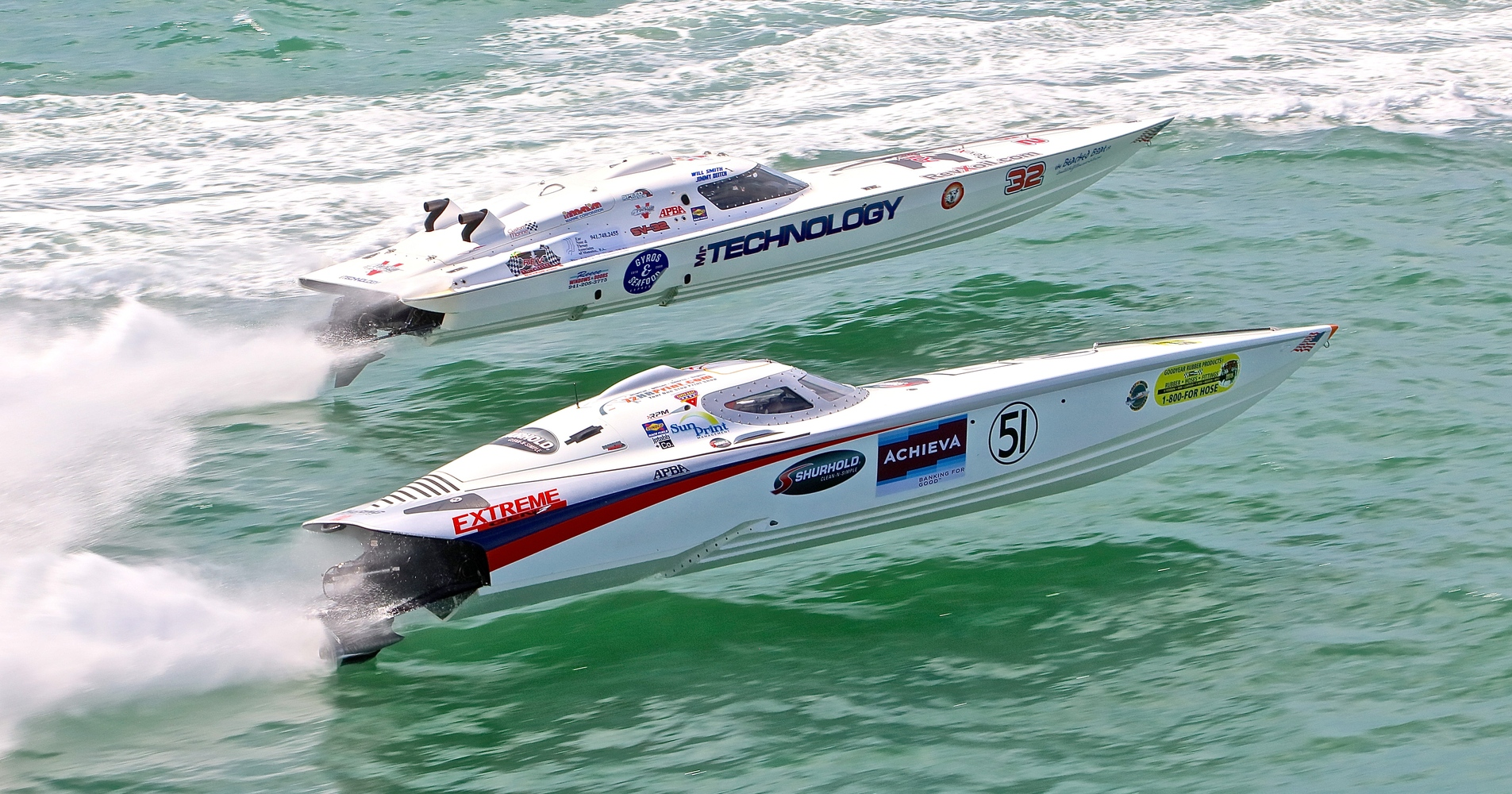 Powerboat P1 and OPA Announce Venues for 2019 APBA Offshore