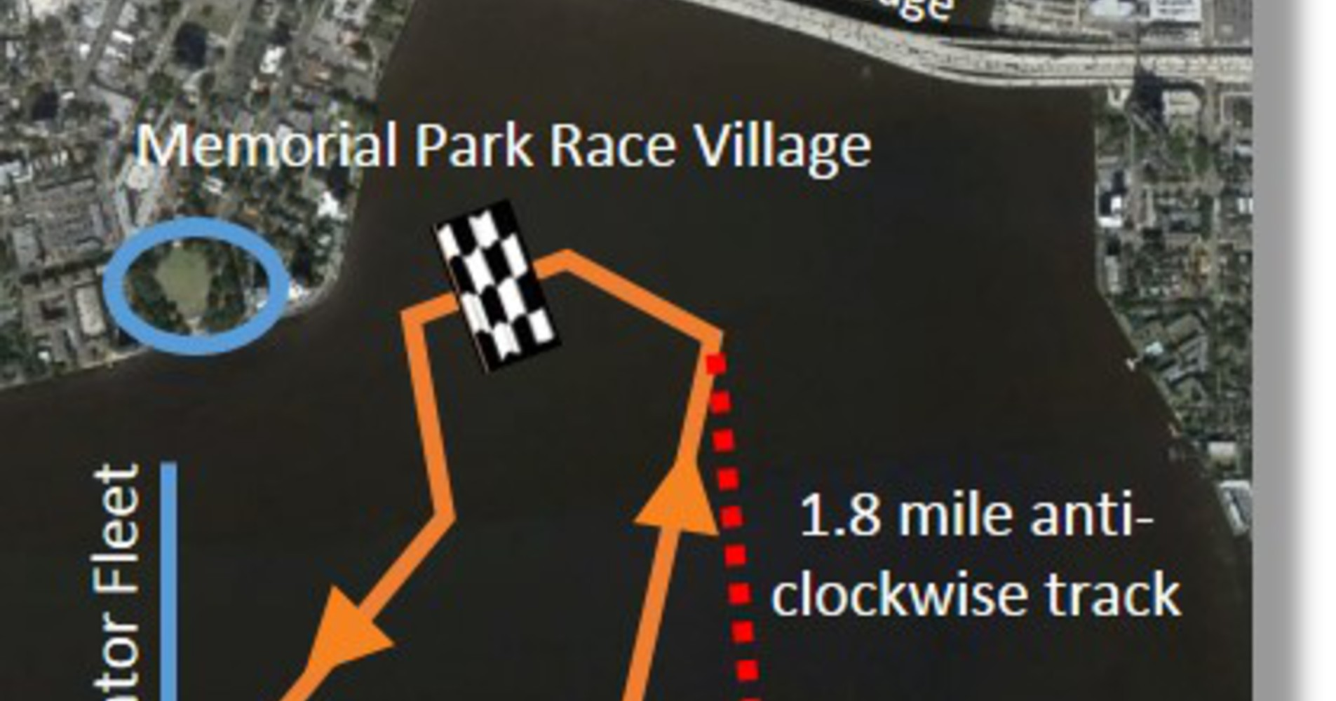 Site Plan for 2015 Jax Grand Prix