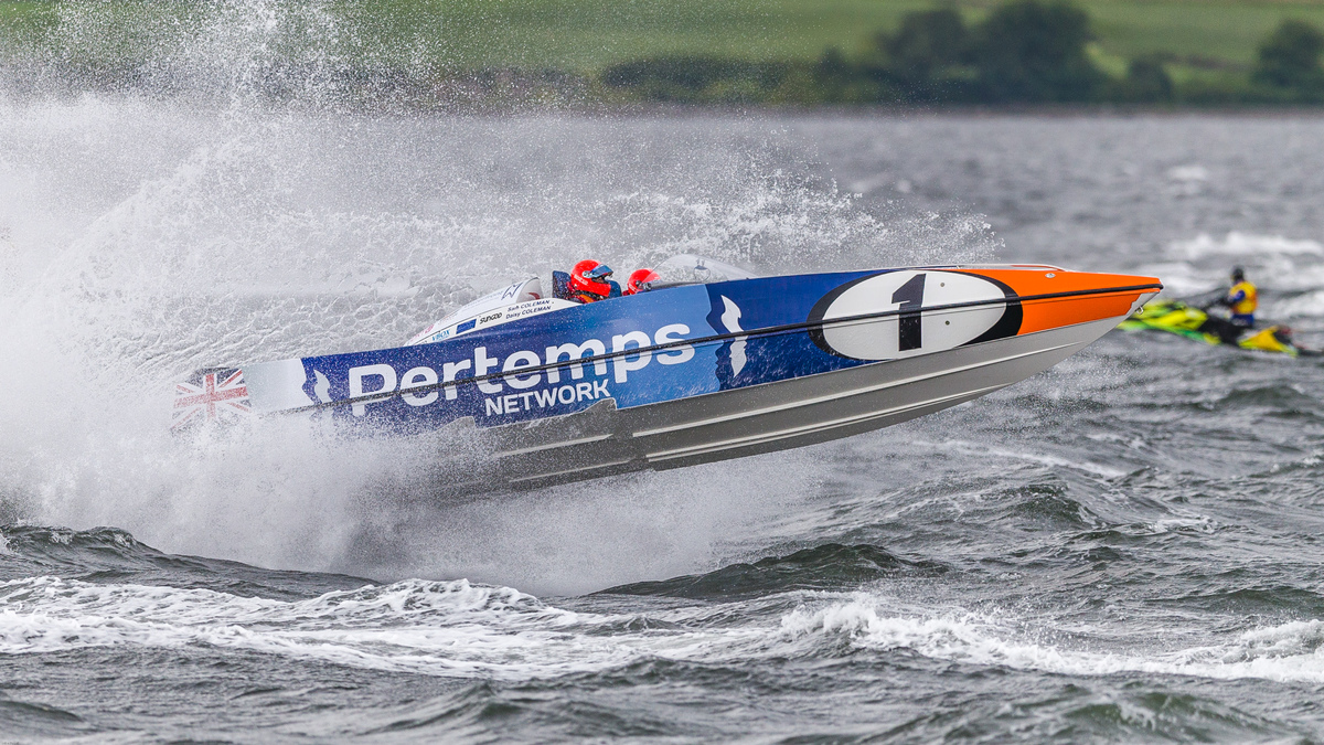 Pertemps Network made it two championship wins in a row