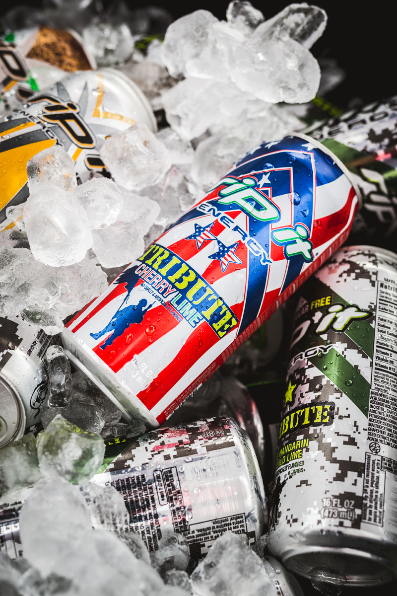 Rip It Energy Fuel has so many different flavours to tickle your tastebuds!