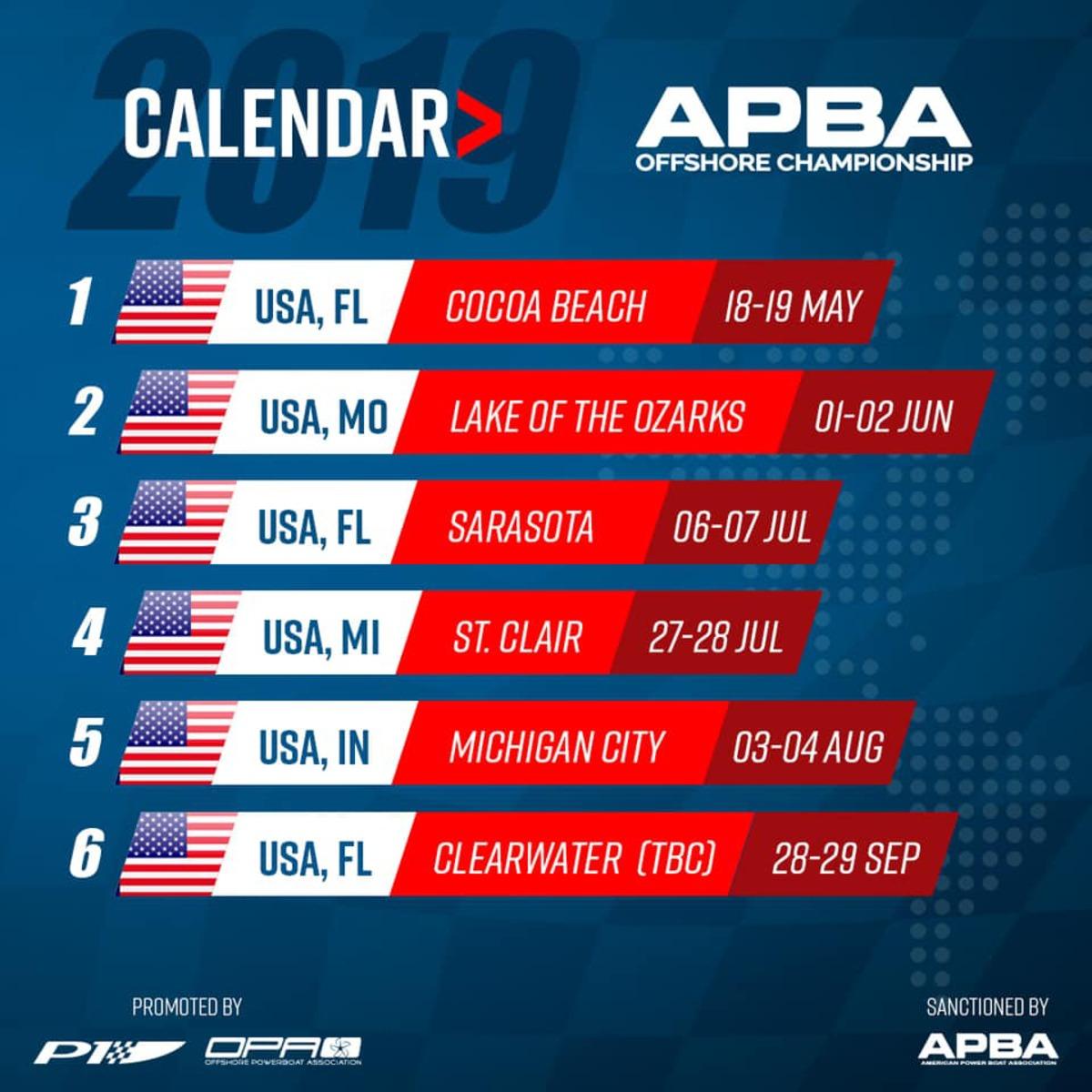Race Calendar.P1 Announces Biggest Ever Race Calendar For 2019 P1 Superstock