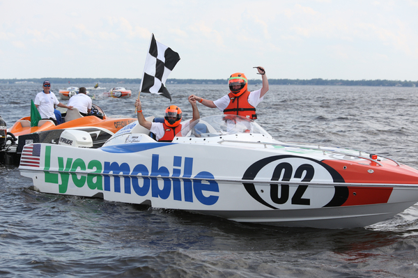 Lycamobile take the win in Race 2