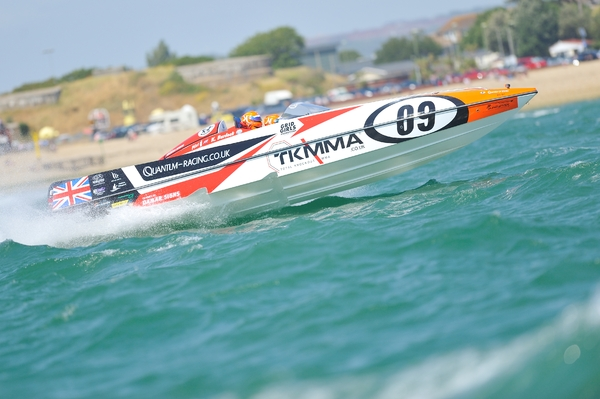 Newbies Quantum Racing pull off the surprise off the season so far as Kevin Burdock takes third place in Gosport