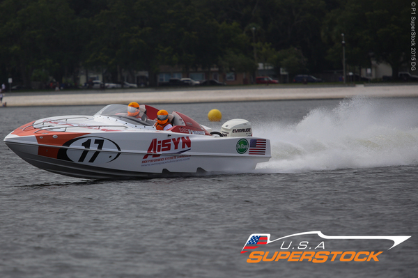Team Alisyn Oil storm to victory in race 1