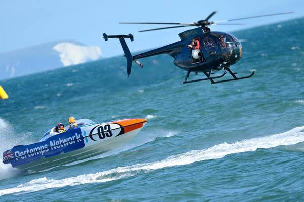 Pertemps take the Bournemouth Grand Prix of the Sea