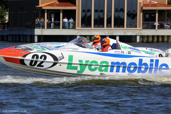 James Norvill and Charlie Parsons-Young's GD Environmental retain the title