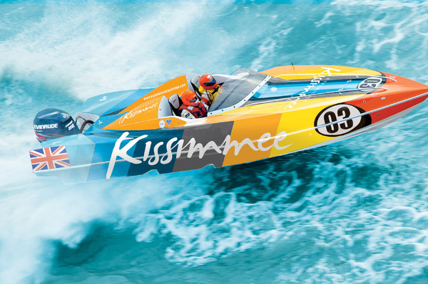 The Kissimmee powerboat team will one of many new teams in action