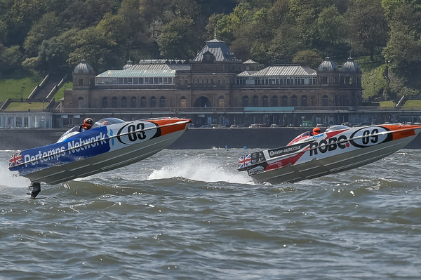 Quantum Racing pip Pertemps Network to win the Dale Power Solutions P1 Yorkshire Grand Prix of the Sea