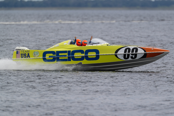 GEICO's Craig Wilson and William Enriquez storm to victory!