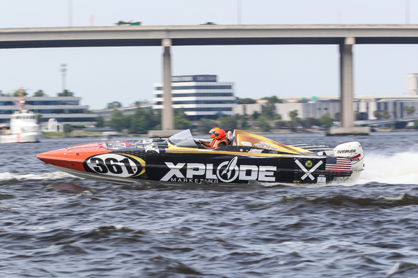 Xplode Marketing pick up their first ever podium spot