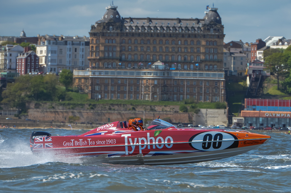 Carl Turner jumped into the navigator for the first time in Scarborough