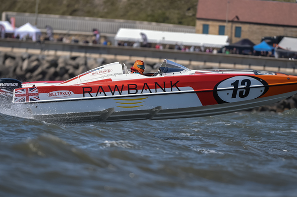 Rawbank are currently third in the P1 SuperStock UK standings
