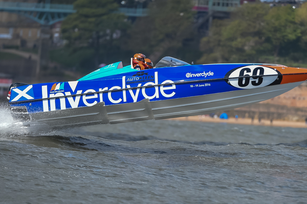 Inverclyde launch in Scarborough