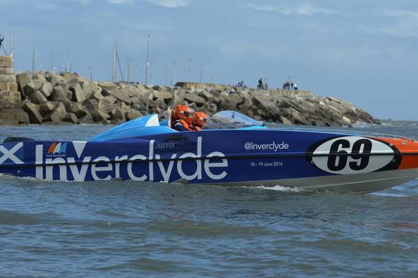 Inverclyde have been looking forward to the Scottish Grand Prix of the Sea since it was announced.
