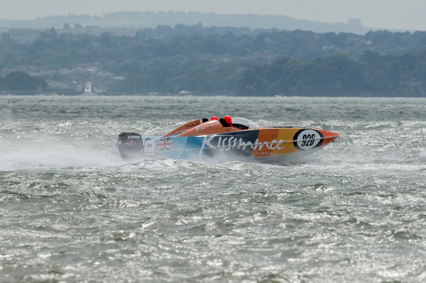 Kissimmee sit second in the P1 SuperStock Championship