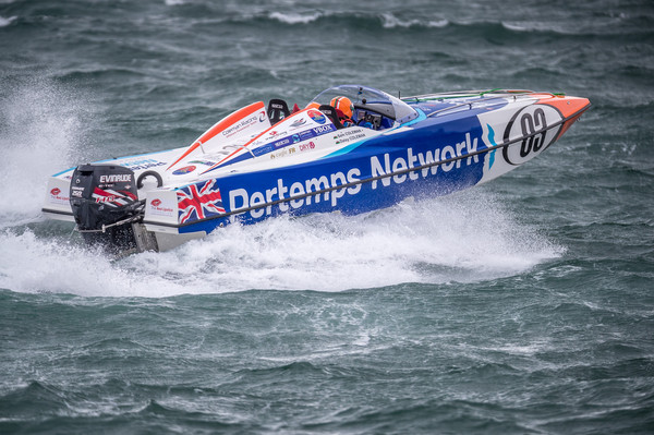 Pertemps completed an almost flawless season with victory in Bournemouth