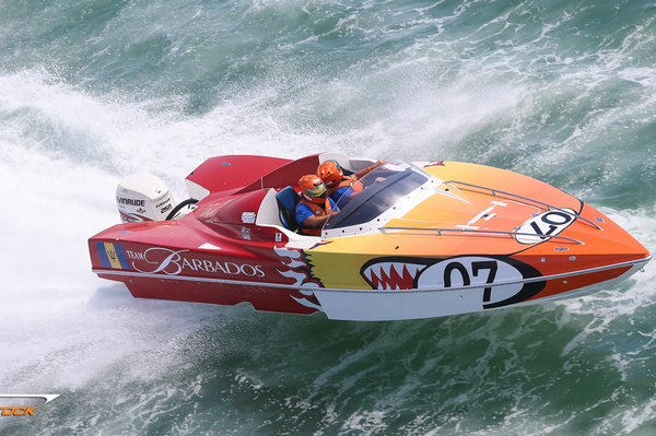 Team Barbados clinched the 2016 P1 SuperStock USA title at the final round in Sarasota