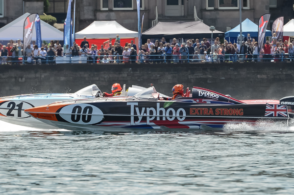 P1 SuperStock returns to Greenock, Scotland for a second year after a successful inaugural event in 2016