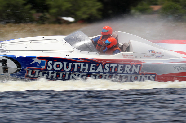 Southeastern Lighting Solutions made a winning return to the P1 SuperStock USA Championship