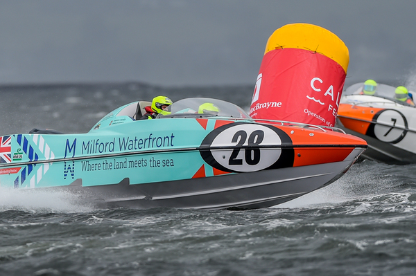 Milford Waterfront took the weekend victory after penalties were handed out in post-race scrutineering