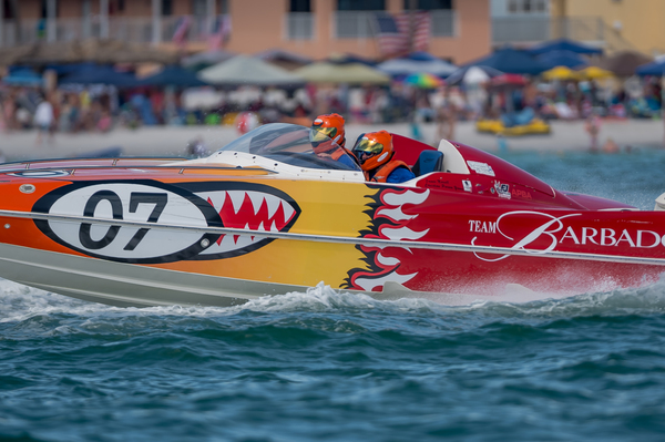 Team Barbados secured second in Sarasota to land the 2016 championship