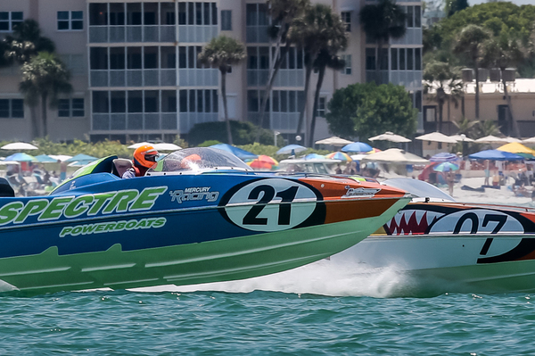 Spectre close in on the top three with maximum points in Sarasota