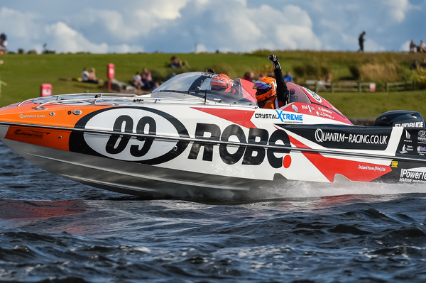 Quantum Racing securing victory in Wales