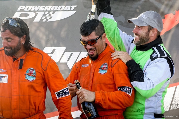 Frank and Al's Racing landed their first ever Championship title just holding off Spectre