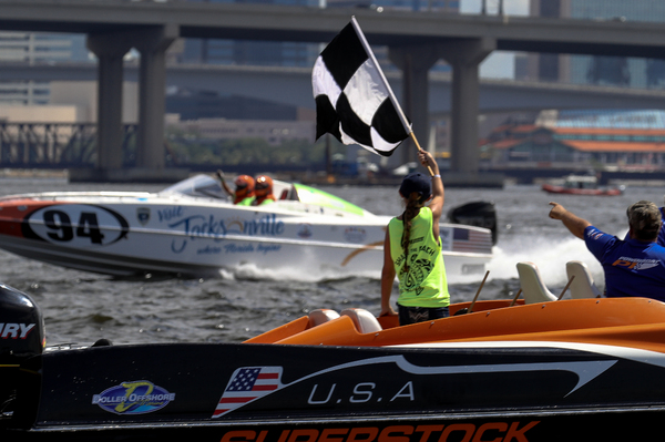 Visit Jacksonville took a race victory on home soil in 2017