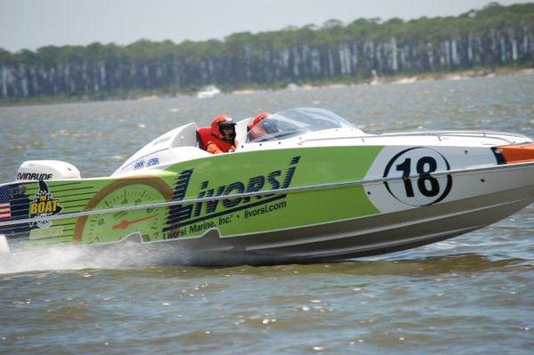 Team Livorsi in heat 4