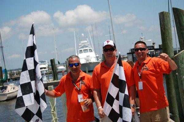 Team Livorsi with their 4th & 5th Checkered Flag of the event