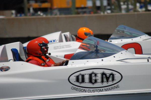 Team Myco inches ahead of team Oregon Custom Marine