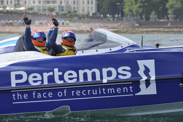 Pertemps took the weekend honours in Torquay