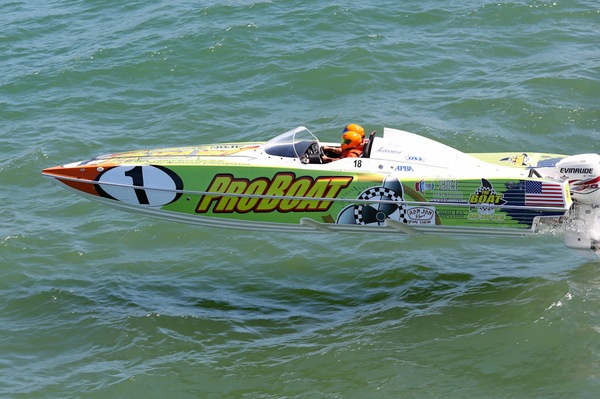 Pro Boat took the overall win of the weekend