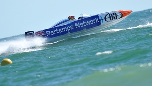 Flying Panther box smart on day one of the final SuperStock race of the season