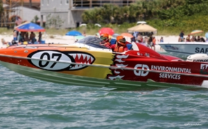 Expanded televised coverage for powerboat racing in Sarasota