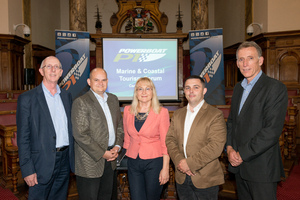 P1 Presents <strong>Marine Tourism Forum</strong> in Cardiff