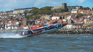 <strong>Robe</strong> boat sponsorship lights up P1 race series