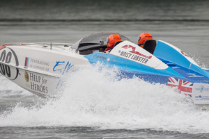 E Marine Racing landed the P1 Rookie of the Year award