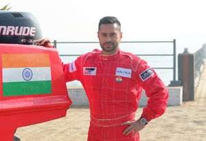 Gaurav Gill, The 2016 FMSCI Motorsport Person of the Year
