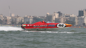 NEXA P1 Powerboat Indian Grand Prix of the Seas Qualifying Results