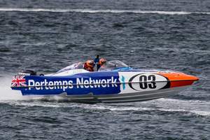 There&#8217;s more than one reason to come to the <strong>Powerboat Championships</strong> at <strong>Milford Waterfront</strong> this July