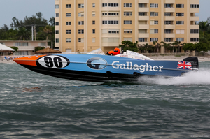 Team Gallagher win the 2018 P1 SuperStock USA Championship