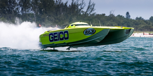 New offshore racing partnership to begin between P1 and OPA