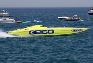 Team GEICO Comes Out On Top For Their 2019 P1 Debut In St. Pete, Clearwater!